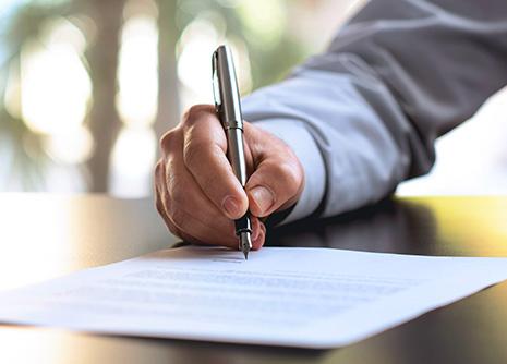 Licensing and Regulatory Defense